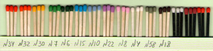 10 интересных фактов о спичках. Интересное, Факты, Спички, Длиннопост, Паук