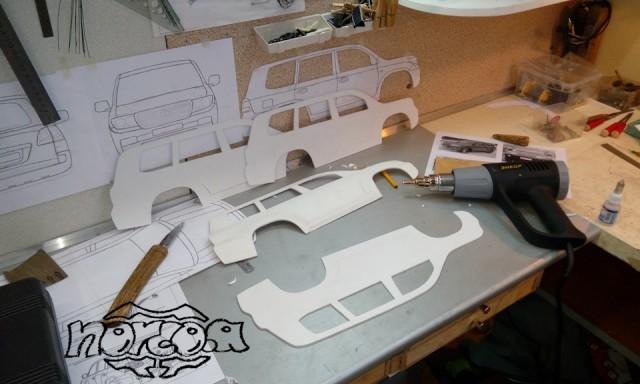 Радиоуправляемая модель Toyota Land Cruiser 200