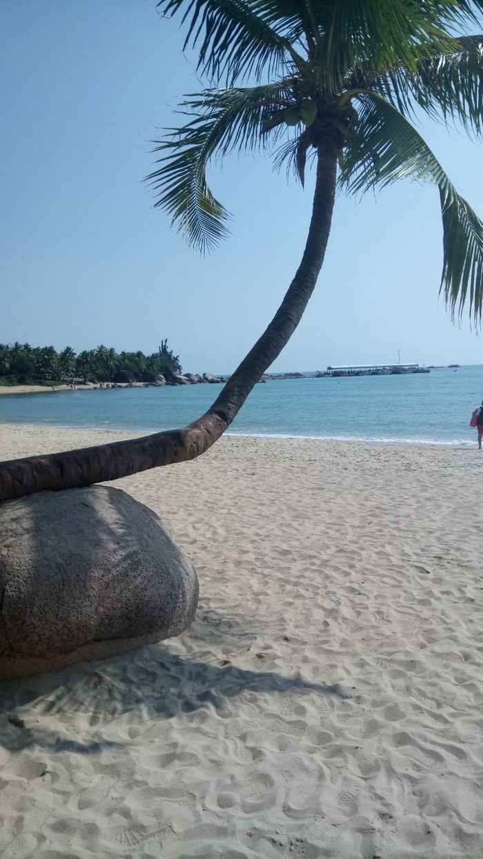 Секс на пляже хайнань