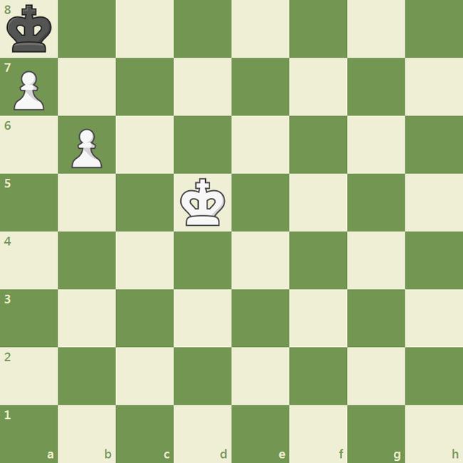 Мат в пешечном эндшпиле Шахматы, Шахматные задачи, Chesscom