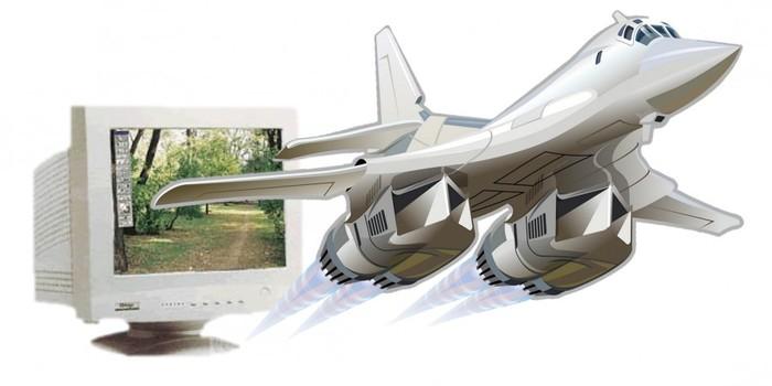 Как на бомбардировщике тайваньские мониторы в Москву возили Бизнес 90х, Белый лебедь, Ту-160, Тайвань, Видео, Длиннопост