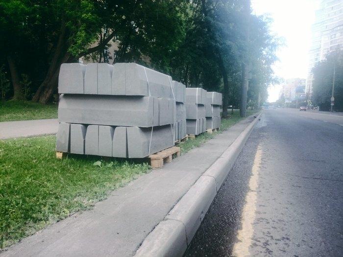 Освоение бюджета, МСК, улица Маршала Бирюзова Коррупция, Москва, Ремонт дорог