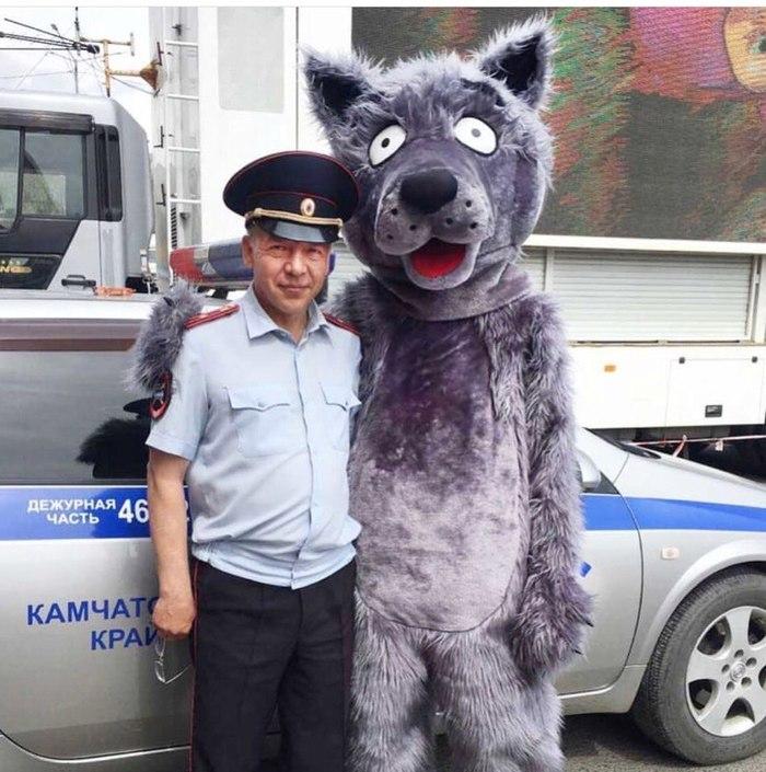"""""""Оборотень в погонах"""""""