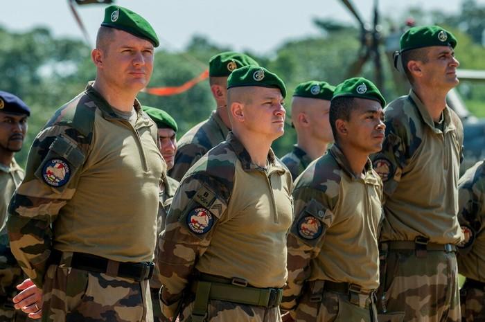 Французский иностранный легион служба и зарплаты Французский легион, Зарплата, Длиннопост