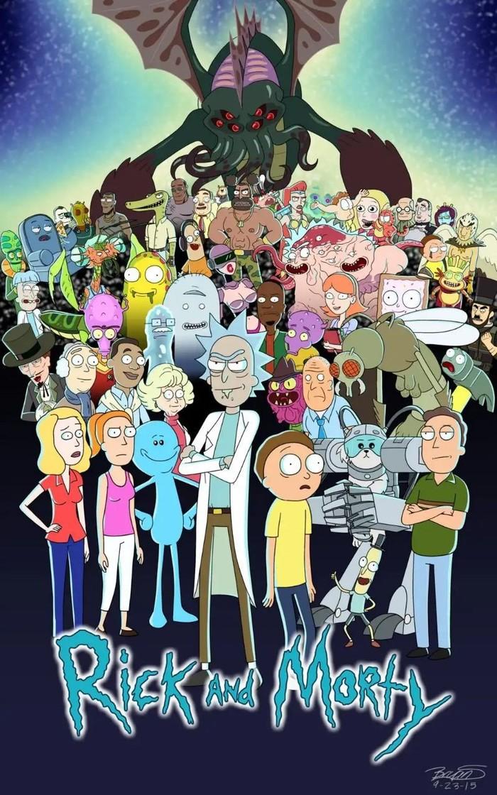 """Сообщество по мультсериалу """"Рик и Морти"""" Рик и морти, Rickandmorty, Сообщество, Длиннопост"""