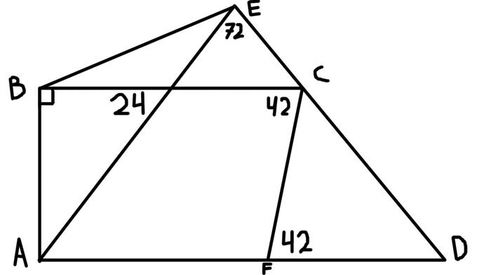 Задача по геометрии, 7 класс Задача, Математика, Геометрия, Школа