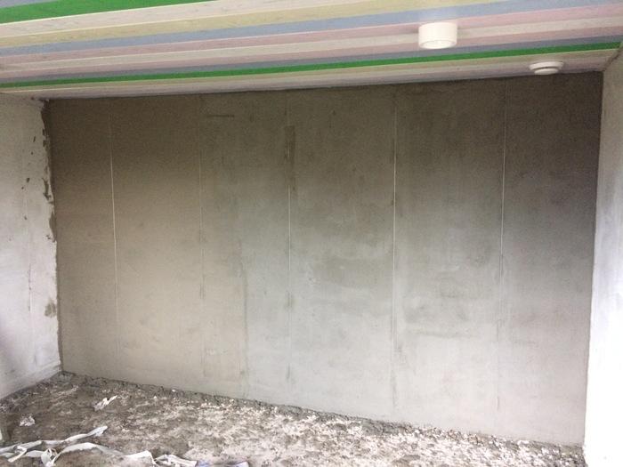 Часть 11: Штукатурку закончил, полы залил, плитку выложил... Строй сам, Баня, Строительство, Строите, Длиннопост