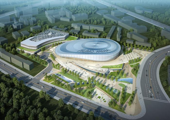 В Ташкенте 31 декабря откроется самый большой ледовый дворец в Центральной Азии. узбекистан, хоккей, ледовый дворец, зимние виды спорта, ташкент, Строительство, видео, длиннопост
