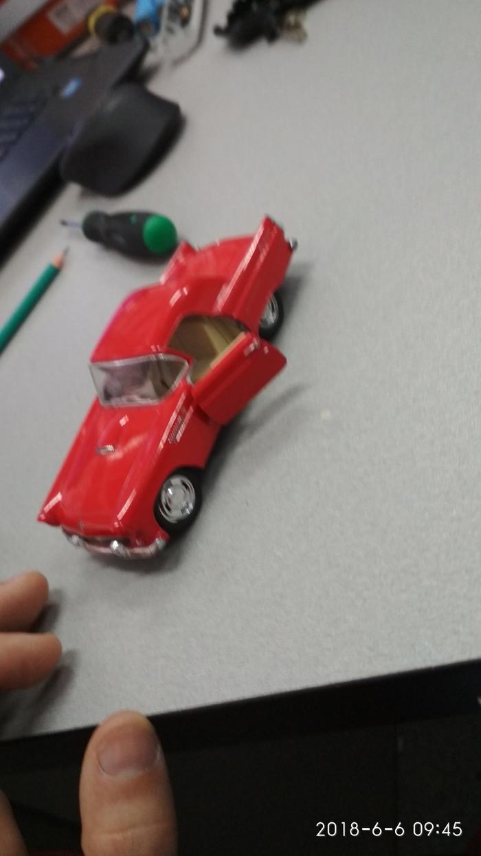 Ночник из  модели автомобиля своими руками Ночник, Своими руками, Светодиоды, Рукоделие с процессом, Видео, Длиннопост