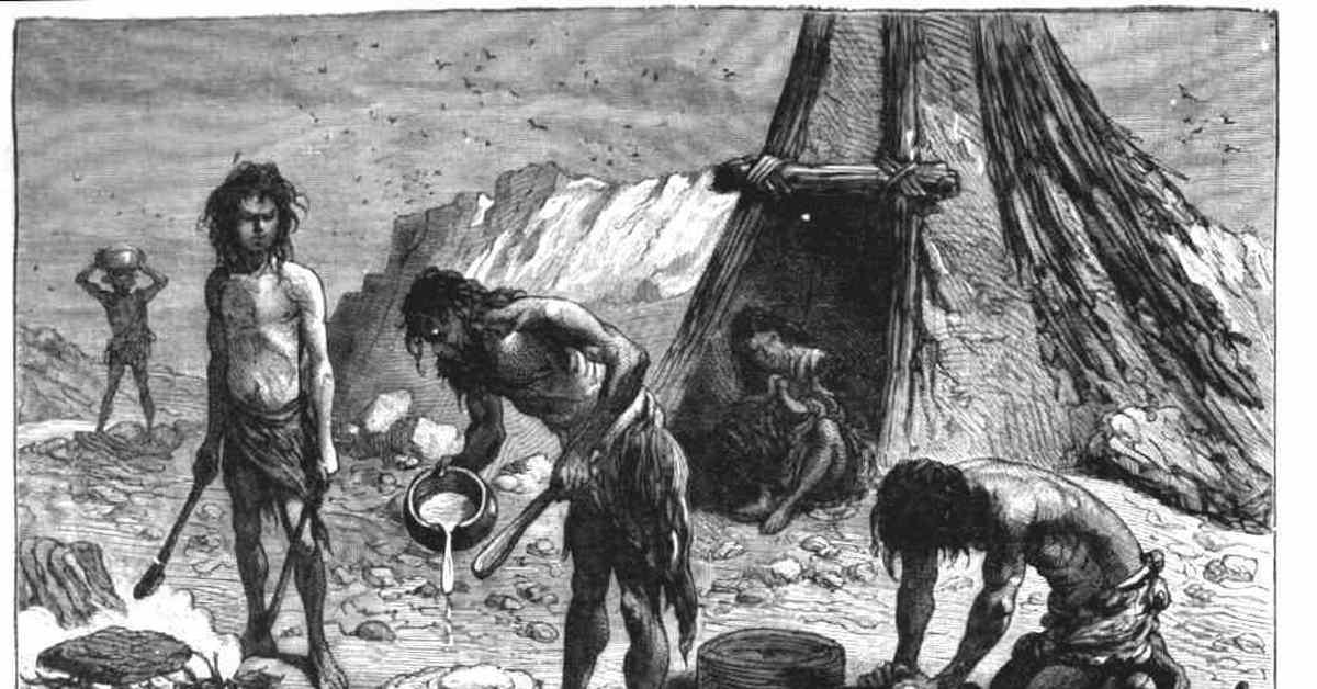 терпит картинки первобытные люди готовят пищу компания аравия предлагает