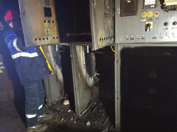 Авария на подстанции 2 Авария, Подстанция, Короткое замыкание, Релейная защита, Высокое напряжение, Длиннопост