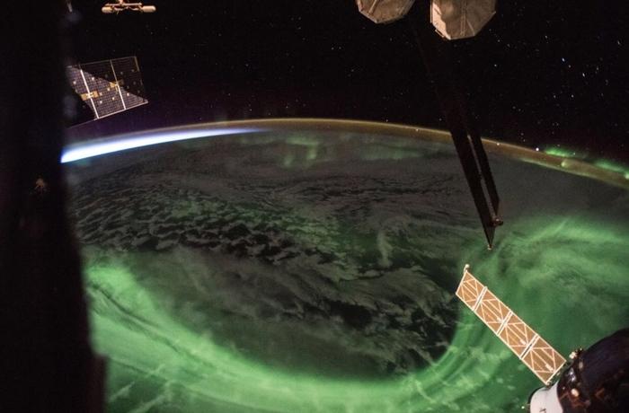 Земля с МКС земля, планета, космос, МКС, вид, красивое, фотография, длиннопост