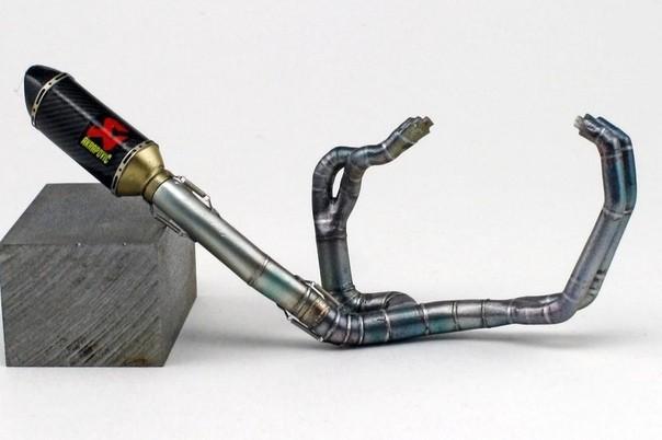 Выхлопная труба Моделизм, Стендовый моделизм, Мотоциклы, Выхлопная труба, Длиннопост