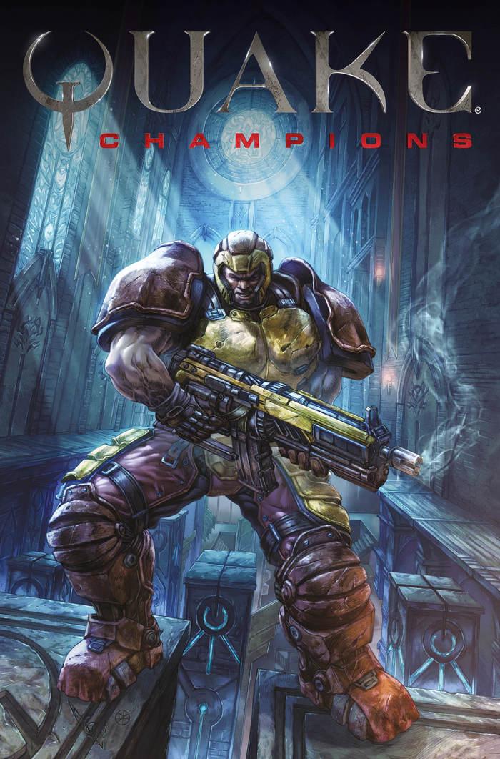 Quake Champions раздача в Steam Quake, Steam халява, Халява, Quake Champions, Длиннопост