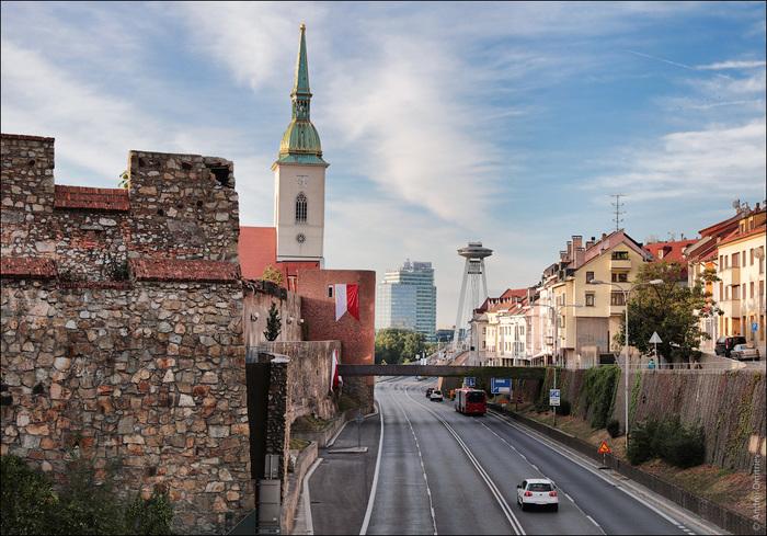 Фотобродилка: Братислава, Словакия Фотография, Путешествия, Словакия, Братислава, Туризм, Фотобродилки, Архитектура, Длиннопост