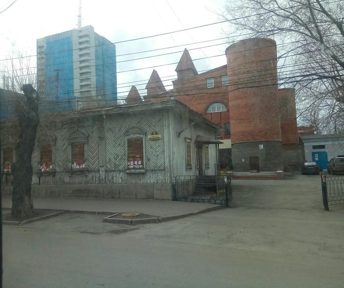 Контрасты Челябинска