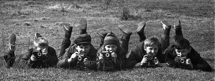 Мы из фотокружка! дети, фотокружок