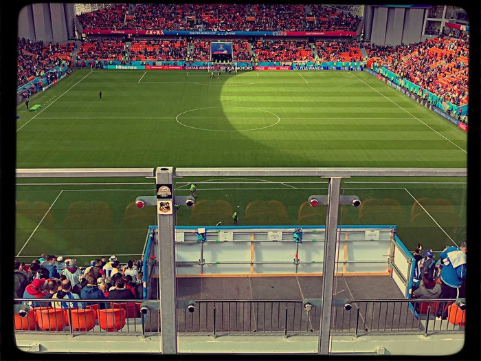 Стадион Екатеринбург Футбол, Чемпионат мира, Екатеринбург, Стадион