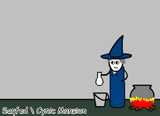 Зельевое(Анимированный комикс №36) CynicMansion, Гифка, Анимация, Комиксы