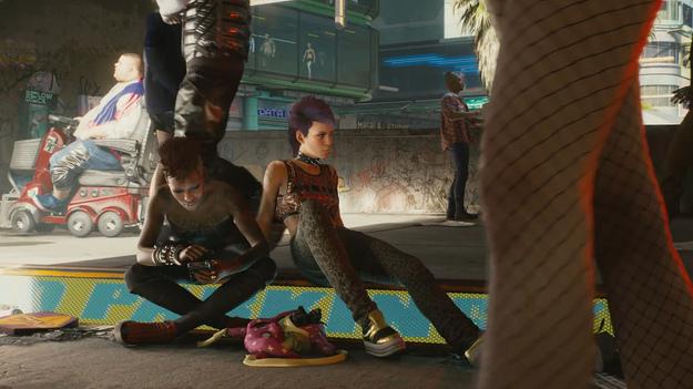 В Cyberpunk 2077 сделали абсолютно полное оголение по очень важной причине Cyberpunk 2077, e3, CDprojekt Red, цензура, длиннопост