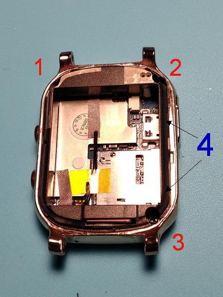 Замена стекла в смарт-часах T58(Q50, Y3) Моё, Умные часы, Длиннопост, Ремонт техники