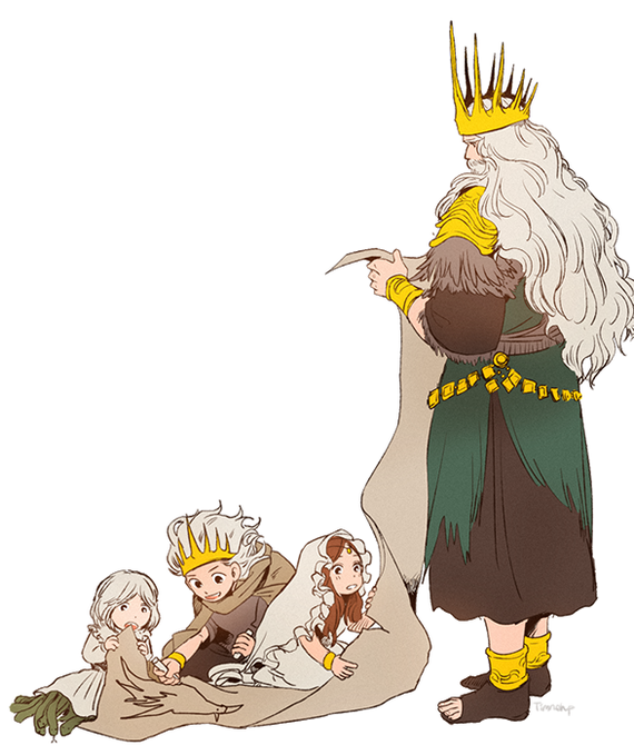 ...Старший имени лишился, средняя ни так ни сяк, младший просто был... Dark souls, Dark Souls 3, Gwyn, Nameless King, Gwynevere, Dark Sun Gwyndolin, Длиннопост
