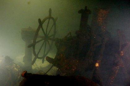 На дне Финского залива нашли легендарный корабль море, Корабль, россия, финляндия, сокровища, история, война, интересное