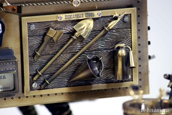 """Ступодром """"Лукоморье"""" от реального мастера своего дела. Стимпанк, Лукоморье, Ступодром, Потрясающе, Прямые РУКИ, Длиннопост"""