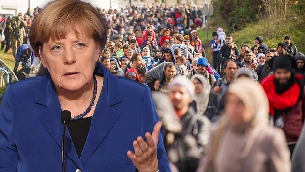 "Про ""беженцев"" в Германии Германия, Политика, Убежище, Кризис, Преступность, Длиннопост"
