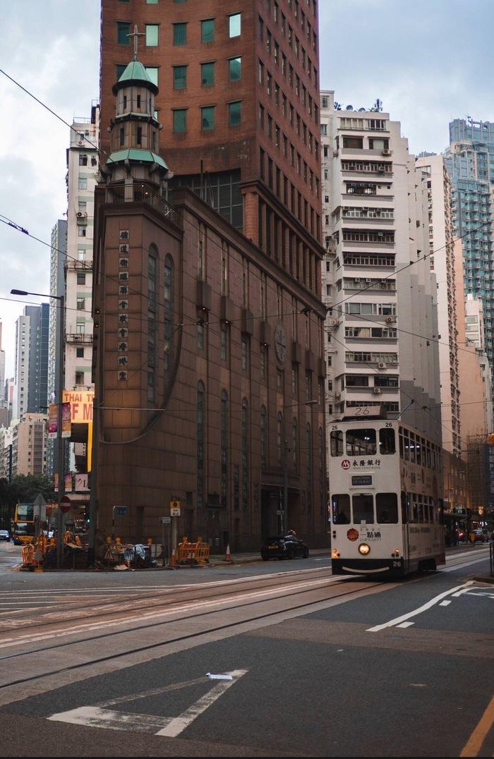 Самый высокий в мире трамвай