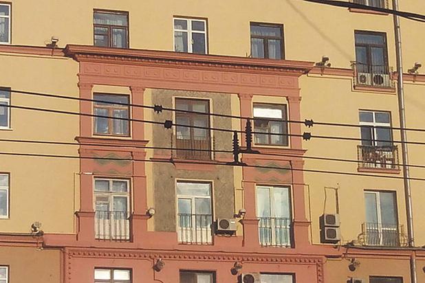 Москвичке спилили балкон из-за ЧМ по футболу чм 2018, балкон, Москва, московский комсомолец