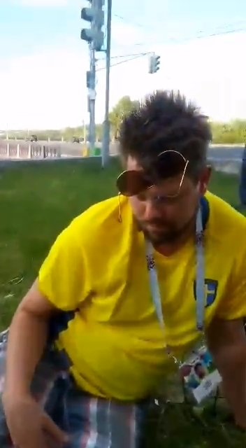 Шведы Чемпионат мира по футболу 2018, Шведы, Видео