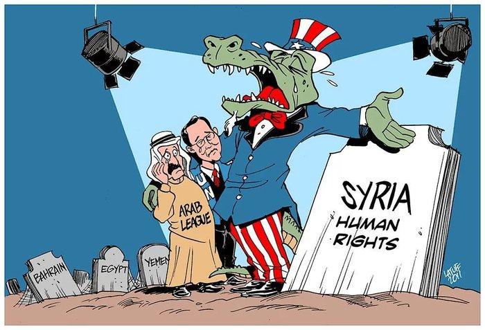 США решили не обременять себя правами человека Политика, США, ООН, права человека, двойные стандарты