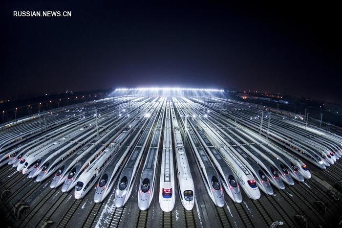 Испытательная скорость «суперскоростных» поездов Китая может достичь 1500 км/ч Китай, 21 век, Современные технологии, Поезд