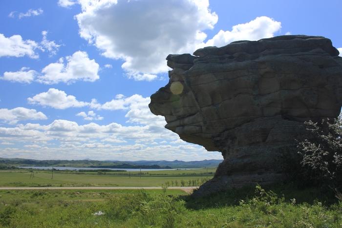 Два фото из поездок Алтай, Хакасия, Природа, Озеро
