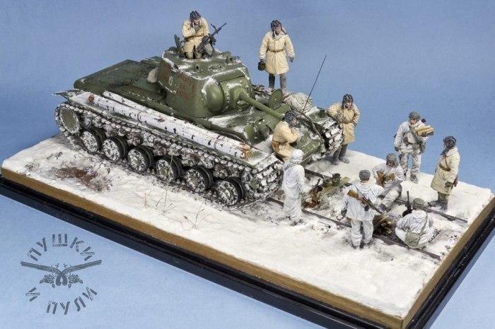Отдых моделизм, Великая Отечественная война, длиннопост, танки