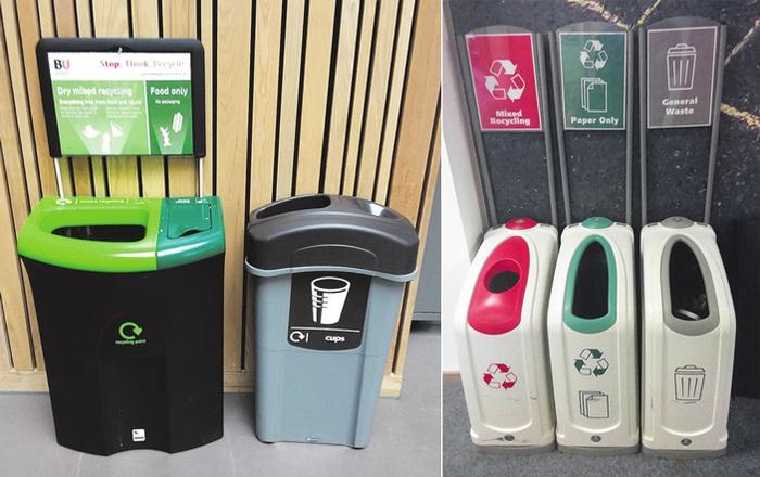 Процент переработки мусора в разных странах