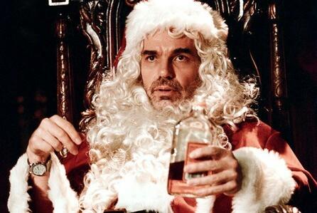 А ты хорошо вел себя в этом году? Дед Мороз, Калининград, Суд, Избиение