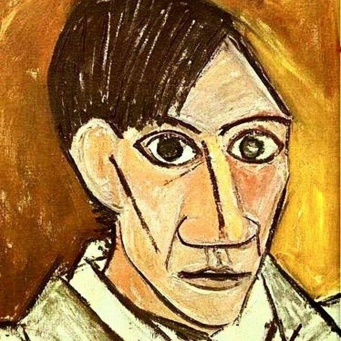 """Непридуманные байки 214 """"Талантливый ребенок..."""" Непридуманные байки, Пикассо, Текст, Автопортрет"""