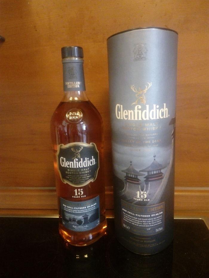 Glenfiddich 15 y.o. Алкоголь, Виски