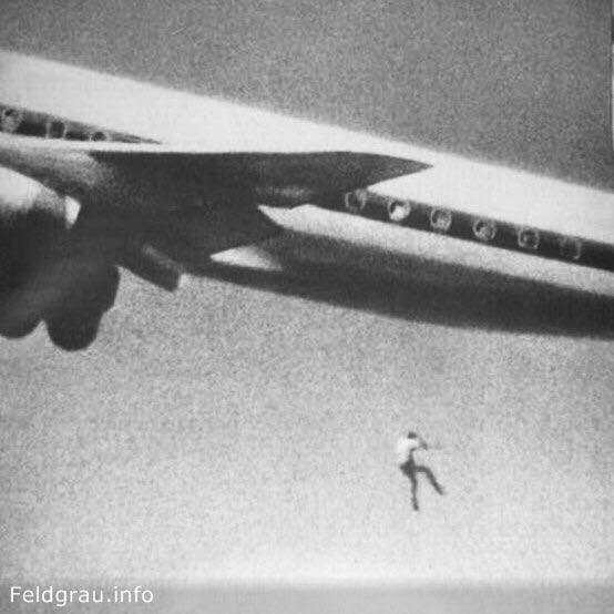Падение из самолета падение, самолет