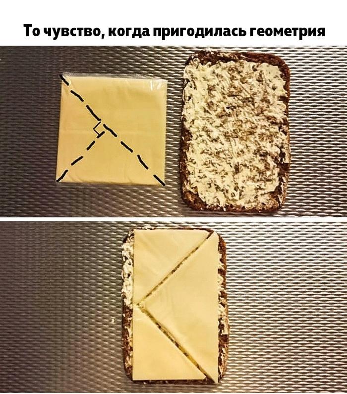 Геометрия в жизни.