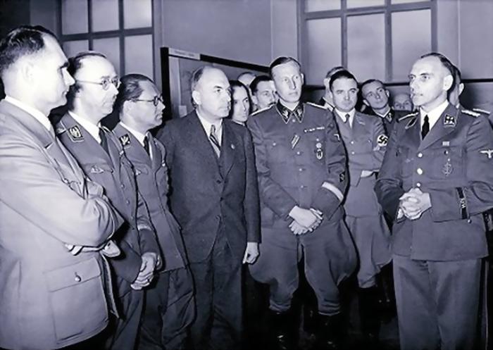 План ОСТ История, Вторая Мировая Война, Исторические персоны, факты, Интересное, длиннопост