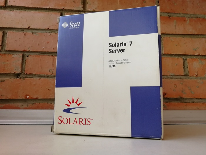 IT-реликвии IT, Олдфаги, Старина, Софт, Музей, Netware, Солярис, Длиннопост