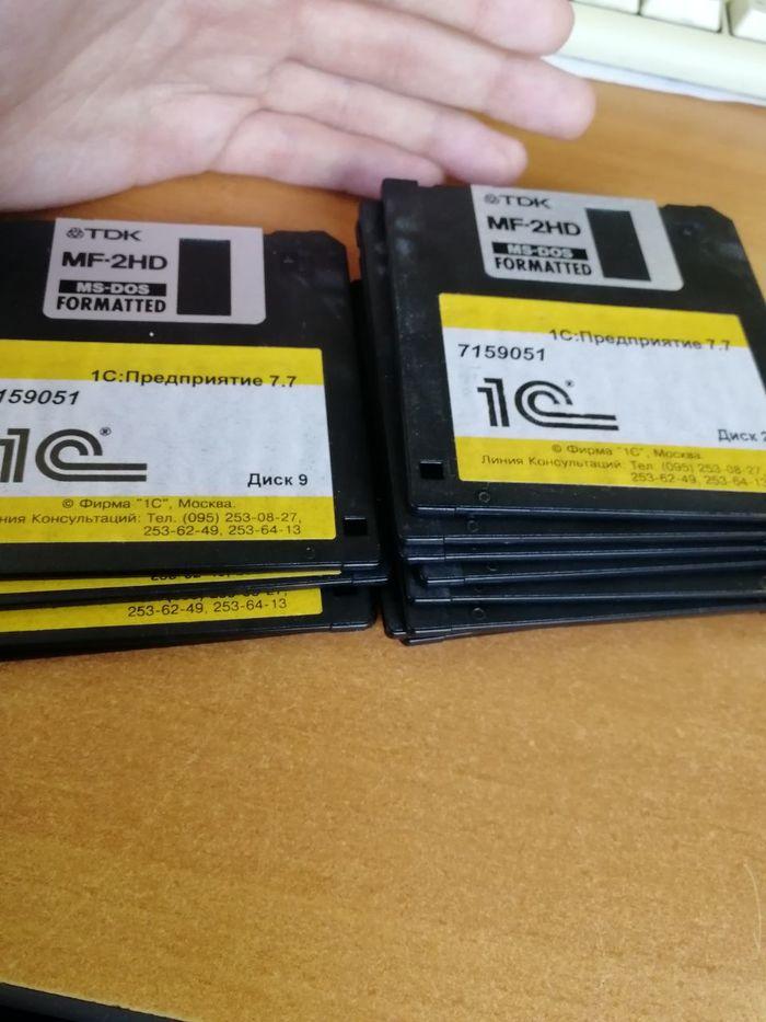 1Ска на дискетах и ролики Капсула времени, Дискета, Интернет по карточкам, Длиннопост
