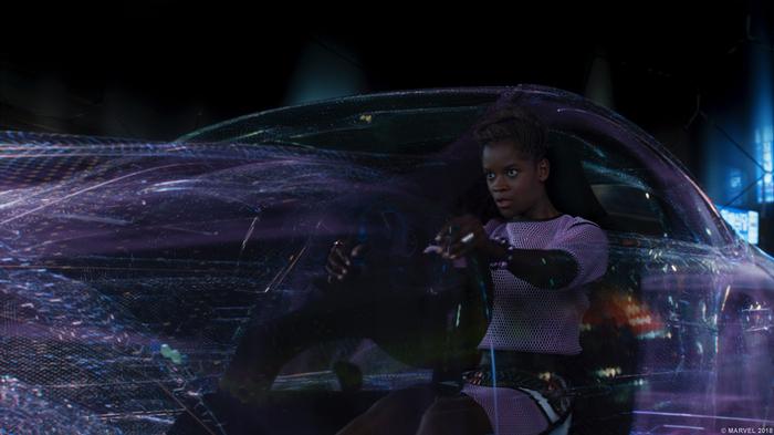 Спецэффекты фильма «Чёрная пантера» Фильмы, Черная пантера, Marvel, Спецэффекты, Летишиа Райт, Майкл б Джордан, Чедвик Боузман, До и после vfx, Длиннопост