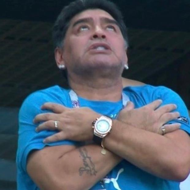 Назад в будущее Марадона, Рука бога, Прошлое, Футбол, Длиннопост