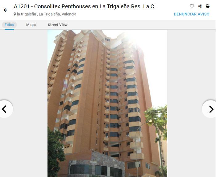 Венесуэльский рынок недвижимости (№5): сколько стоит пентхаус? Венесуэла, Венесуэльский кризис, Недвижимость, Пентхаус, Боливар, Доллар, Длиннопост