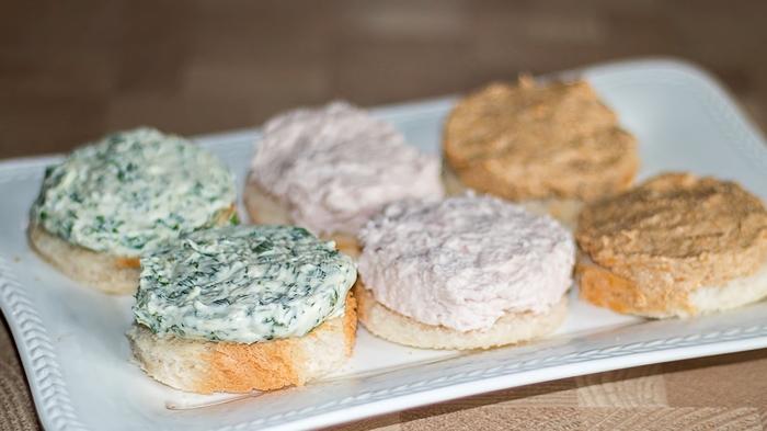 3 варианта паштета для быстрых бутербродов Паштет, Паштет домашний, Вкусный бутеброд, Рецепт, Видео рецепт, Кулинария, Еда, IrinaCooking, Видео, Длиннопост