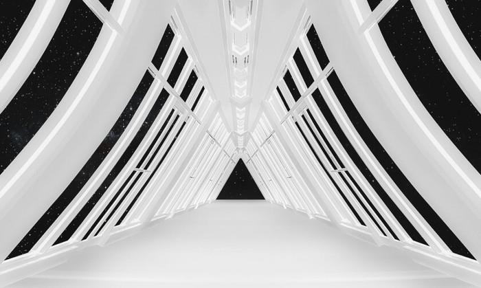 1. Белый плен ~© Сон, Черно-Белое, Будущее, Работа, Профессиональная деформация, Длиннопост